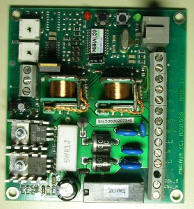 elektronika MBRAU4